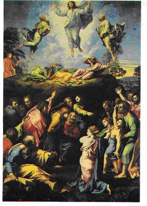 Transfiguration (ii)